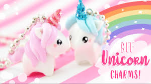 bff unicorn diy charms kawaii friday youtube