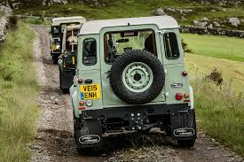 land rover defender 2015 special edition land rover defender heritage edition review 2015 first drive