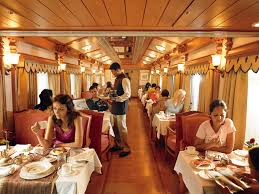 Maharaja Express Train In India Maharajas U0027 Express The Train That Is Priciest In India