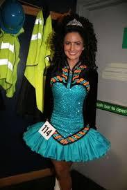 Irish Dance Costume Halloween Blue Embroidery Blue Dress Claire U0027s