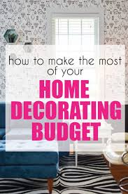 How Do You Decorate How To Decorate On A Tight Budget