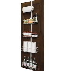 over the door organizer freedomrail over the door organizer upright in over the door organizers