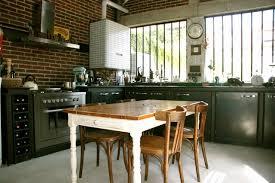 la cuisine bistrot inspirational meuble cuisine bistrot fresh design de maison