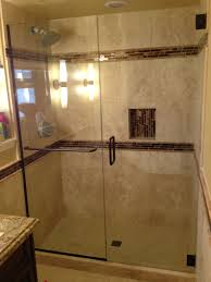 heavy glass shower door bathroom sliding glass shower doors lowes shower door