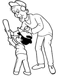grandfather pulling cart coloring pages color luna