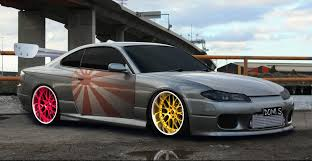 nissan tuner cars photoshop cc virtual car tuning nissan silvia s15 youtube