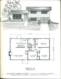 modern home layouts modern home plans 1955 there are dozens in plattsburgh ny with