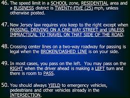 New Jersey travel pass images New jersey driver education exam review ppt download jpg