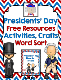 lmn tree presidents u0027 day free resources activities craft ideas