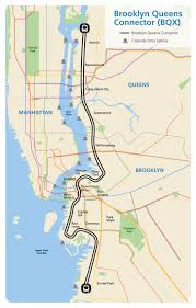 Train Map New York by Mayor Set To Endorse 2 5 Billion Brooklyn Queens Waterfront Light