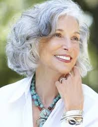 gray hairstyles for women over 60 recommended short hairstyles for over 60 women with gray hair