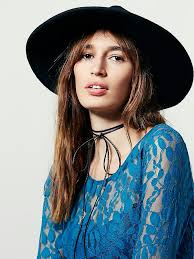 free people floral mesh lace dress in blue lyst