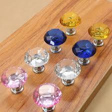 kitchen cabinet door knob screws 2021 30mm door knobs glass drawer knobs