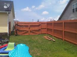 house painting fence and deck staining 23