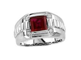 pave mens ring diamond and ruby 3d printable 49 best some of my favorite things images on men