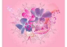 blooming flowers blooming flower free vector 7322 free downloads