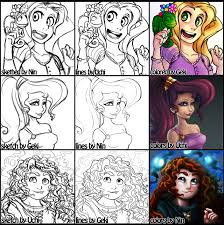 Studio C Memes - switch around meme disney princesses by pheoniic on deviantart