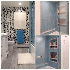 glass tile bathroom designs top 10 susan jablon subway glass tile installations part 1 susan