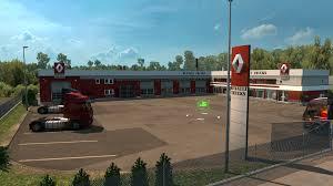 renault trucks image renault truck dealer bourges png truck simulator wiki