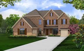 monarch home plan by gehan homes in afton oaks