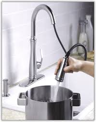 black kitchen faucets pull out spray briqs