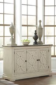 Dining Room Server Furniture Bolanburg Antique White Dining Room Server D647 60 Servers