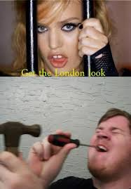 Get The London Look Meme - get the london look humor hilarious and stuffing
