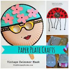 Monkey Paper Plate Craft - monkey paper plate craft gallery craft decoration ideas