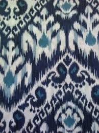 Batik Upholstery Fabric Dark Blue Batik Upholstery Fabric By The Yard Modern Navy Blue