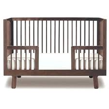 Converting Crib To Toddler Bed Manual Crib Convertible Toddler Bed Convert Baby Cache Crib Toddler Bed