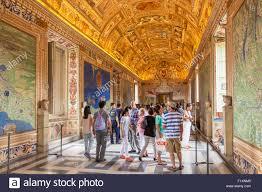 vatican gallery of maps stock photos u0026 vatican gallery of maps