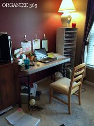 creating a home office space organize 365