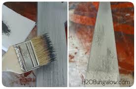 remarkable low cost diy faux metal paint techniques