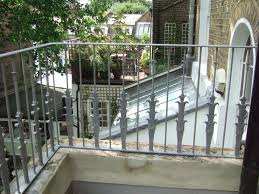 exterior cute picture transparent stainless steel juliet railing