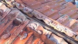 Concrete Tile Roof Repair Sydney Western Suburbs Leaking Tile Roofing Repair Leaking Ridge