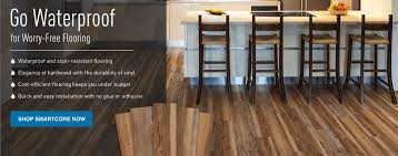 Vinyl Laminate Wood Flooring Shop Vinyl Flooring At Lowes