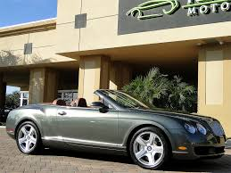 bentley green 2007 bentley continental gt convertible