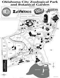 Okc Map Oklahoma City Zoo Maplets