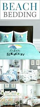Coastal Bed Sets Bedding Sets Image Of Bed In A Bag Theme Coastal