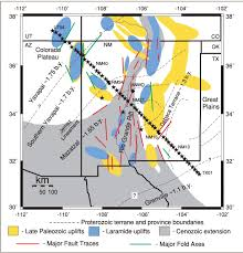 Southwest United States Map by Imaging Crust And Upper Mantle Seismic Structure In The