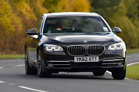 bmw activehybrid 7 review auto express