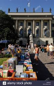 second berlin berlin germany second book market at humboldt on
