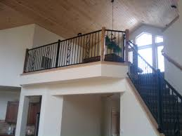 railing installation deck railing staircase railing