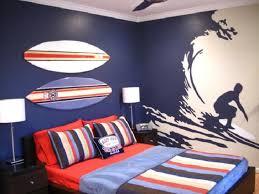 boys bedroom paint ideas bedroom designs the surfing wallpaper for sportman in