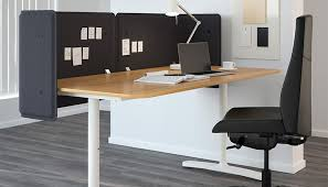 Home Office Table Ikea Office Table Confortable With Additional Interior Design For