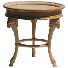 neoclassical style dolphin center or italian late neoclassical period mahogany and marble top center