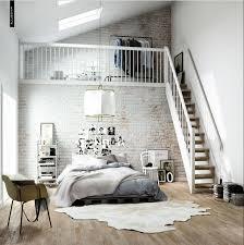 gemütliche schlafzimmer herrliche und gemütliche schlafzimmer mit backsteinwand