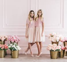 Rachel Parcell Bridesmaid Inspired Collection Pink Peonies
