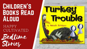 turkey trouble thanksgiving book thanksgiving books for