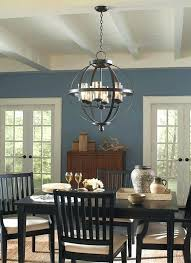Dining Room Chandeliers Transitional Bronze Dining Room Chandelier Transitional Chandeliers For